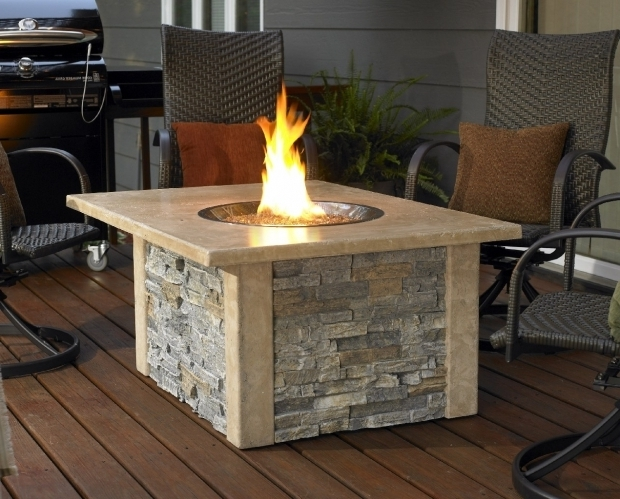 Image of Outside Gas Fire Pits Popular Outdoor Gas Fire Pits Design Remodeling Decorating Ideas