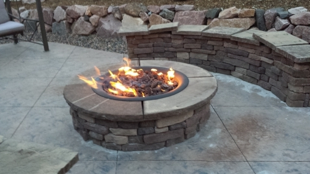 Image of Propane Fire Pit Kits Best Propane Fire Pit Photos 2016 Blue Maize