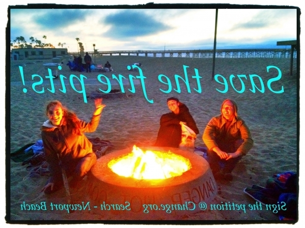 Inspiring Balboa Beach Fire Pits Save The Beach Fire Pits Only 6 Days Left To Overturn It