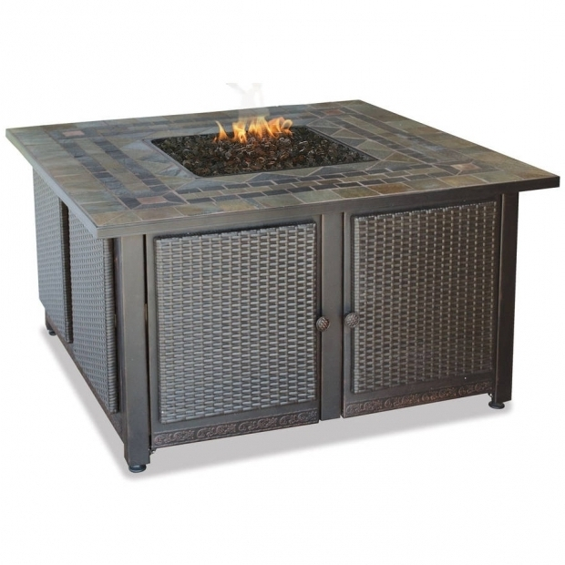 Inspiring Blue Rhino Propane Fire Pit Blue Rhino Endless Summer Gas Outdoor Fire Pit Walmart