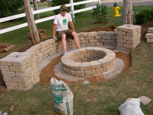 Inspiring How To Build A Simple Fire Pit 25 Best Ideas About Backyard Fire Pits On Pinterest Fire Pits