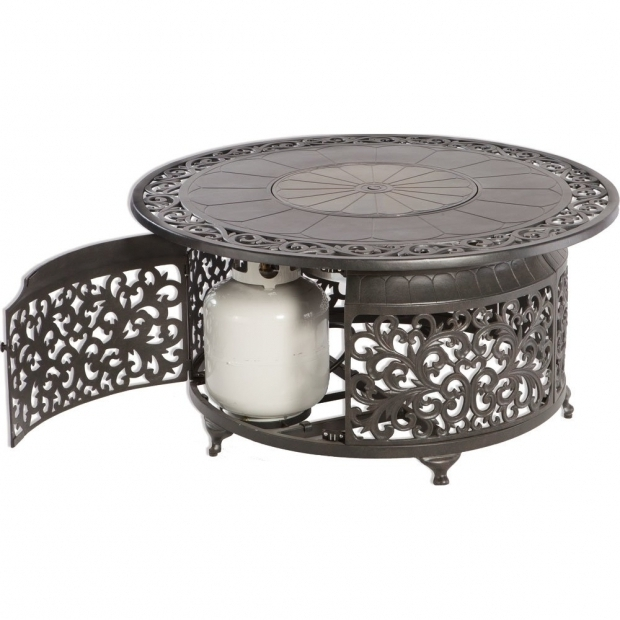 Inspiring Propane Fire Pit Tables Alfresco Home Bellagio Propane Fire Pit Table Reviews Wayfair