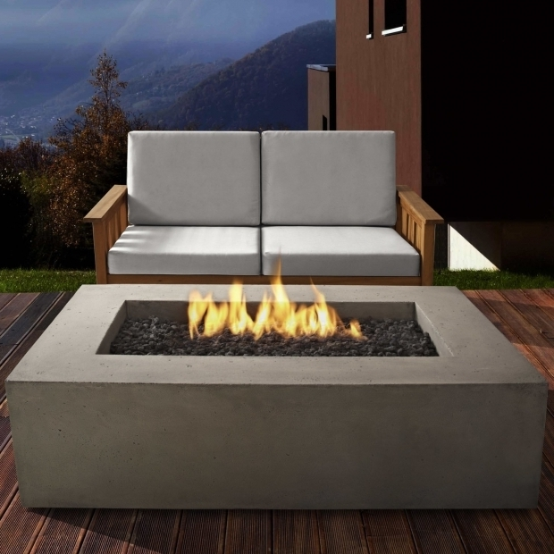 Inspiring Rectangular Propane Fire Pit Table Real Flame Baltic Rectangle Propane Fire Pit Table Reviews Wayfair