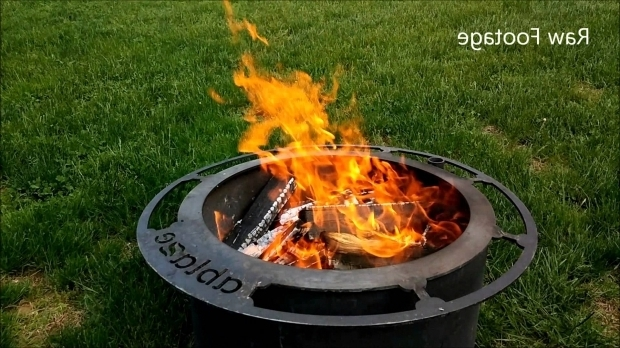 Inspiring Smokeless Fire Pit Ablaze How The Smoke Less Fire Pit Works Youtube