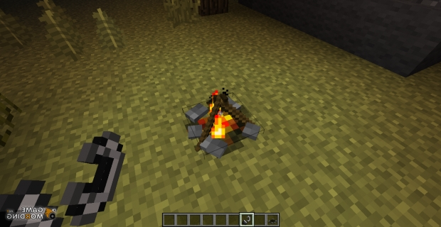 Marvelous Minecraft Fire Pit Firepit Mod For Minecraft