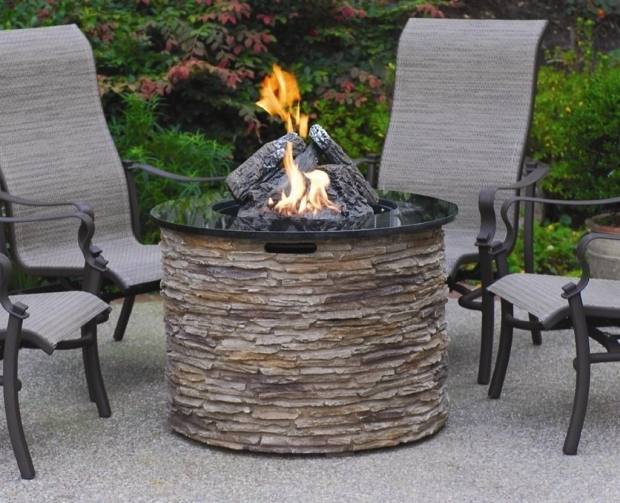 Cheap Propane Fire Pit