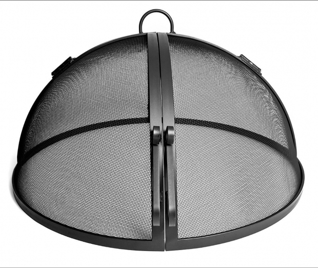 Outstanding Fire Pit Screen Cover Round Fire Pit Screen Cover With Doors Round Fire Pit Screen Cover
