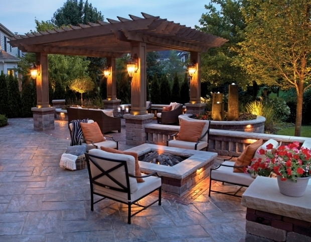 Outstanding Patios With Fire Pits 25 Best Ideas About Fire Pit Designs On Pinterest Backyard