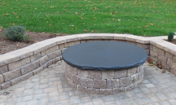 Picture of Outdoor Fire Pit Covers Fire Pit Cover Equip Home Fitness