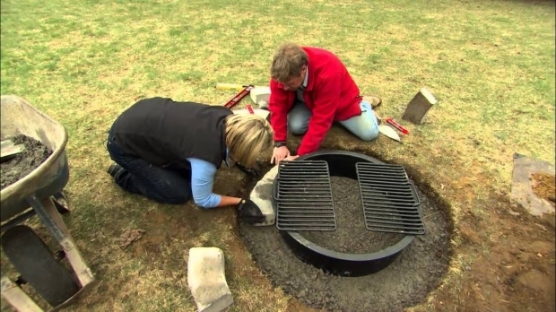 Picture of This Old House Fire Pit How To Build A Fire Pit This Old House Youtube
