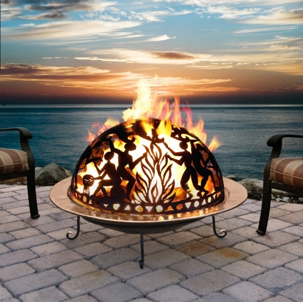 Picture of Wood Burning Outdoor Fire Pits Outdoor Portable Fire Pit For Inspiring Outdoor Heater Design