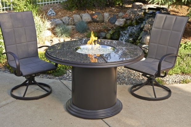 Remarkable Bar Height Fire Pit Table Set Bar Height Fire Pit Table Set