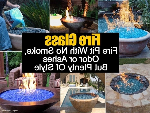 Remarkable How To Make A Fire Glass Pit Fire Glass Fire Pit Guide Diy Cozy Home