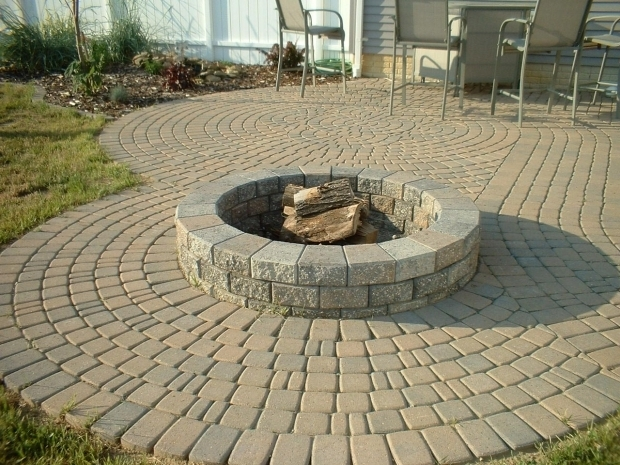 Remarkable Pavers For Fire Pit Paver Fire Pit Dimensions Fire Pit Design Ideas