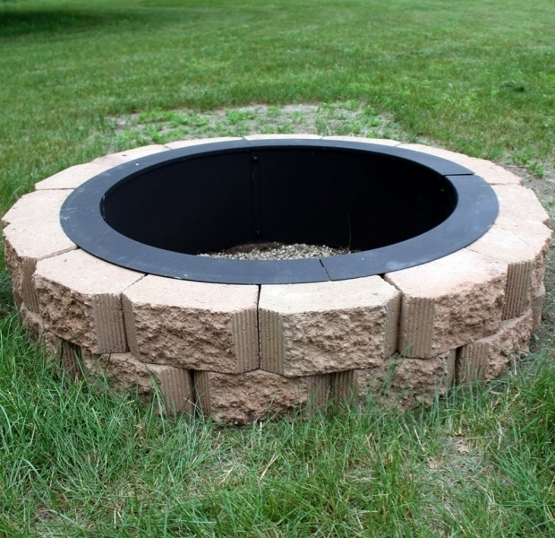 Stunning Build Your Own Fire Pit Kit 30 Spectacular Backyard Diy Fire Pit Seating Ideas