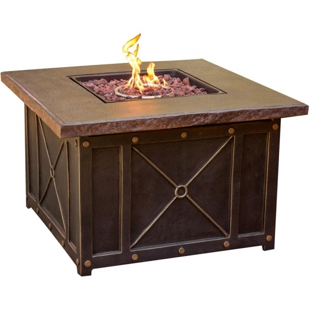 Stunning Fire Pit Bed Bath And Beyond Hanover 40 In Square Gas Fire Pit With Durastone Top