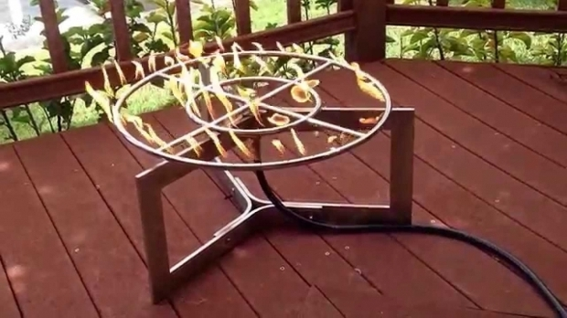 Stunning Propane Fire Pit Kits Easy Fire Pits 24 Diy Propane Fire Ring Complete Fire Pit Kit