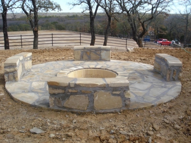Stylish Underground Fire Pit In Ground Fire Pit Risks And Tips Homesfeed