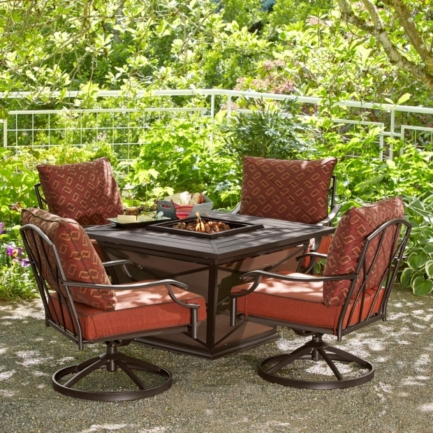 Wonderful Fred Meyer Fire Pits Hd Designs Outdoors Napa 5 Piece Gas Firepit Patio Set Home