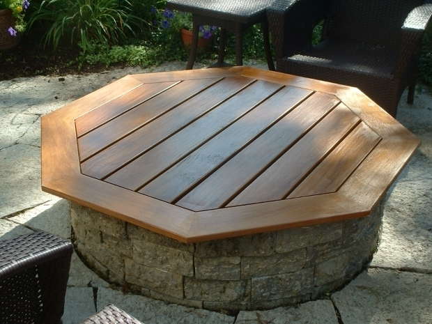 Wonderful Outdoor Fire Pit Covers 25 Best Ideas About Fire Pit Covers On Pinterest Table Top