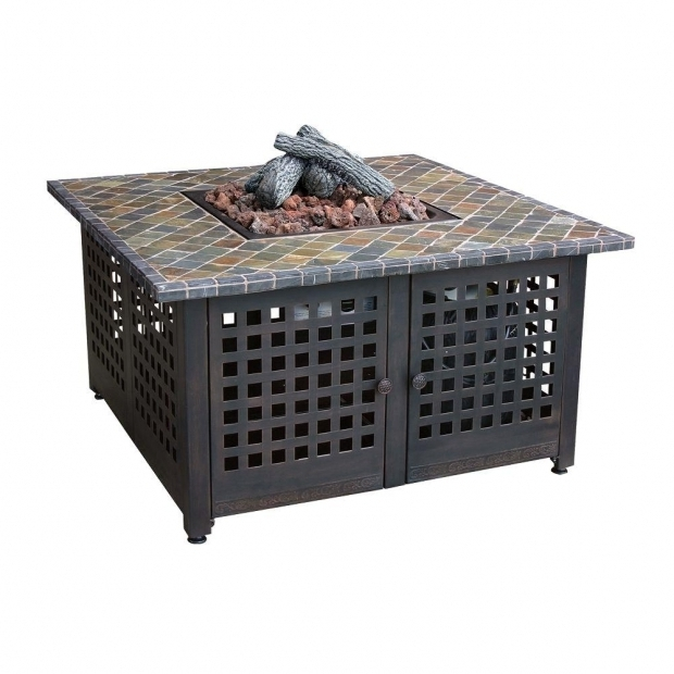 Wonderful Propane Fire Pit Tables Propane Fire Pits Outdoor Heating Outdoors The Home Depot