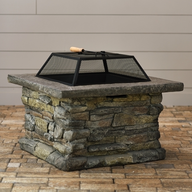 Wonderful Stone Wood Burning Fire Pit Loon Peak Purcell Concrete Wood Burning Fire Pit Reviews Wayfair