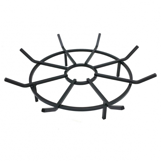Alluring Fire Pit Grate Round Bonfire Gear 2425 In Round Fire Pit Grate 53173 The Home Depot