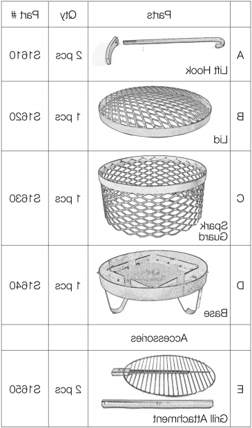 Alluring Fire Pit Parts And Accessories Bio Block Portable Fire Pit Patent Pending Bio Blocks