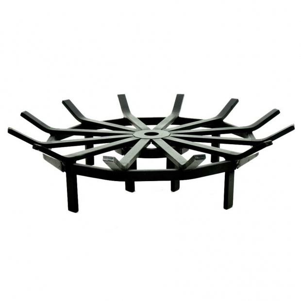 Amazing Round Fire Pit Grate 29 Spider Outdoor Fire Pit Grate Northline Express