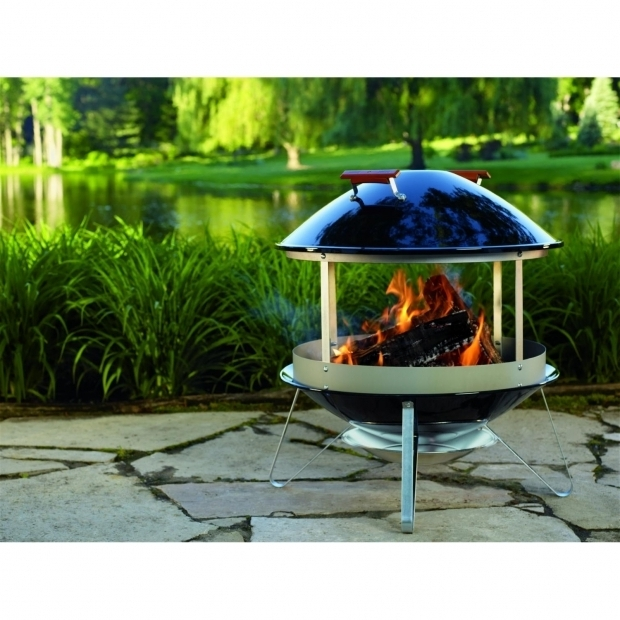 Awesome Weber Fire Pit Weber Wood Burning Fireplace Fire Pit Ultimate Patio