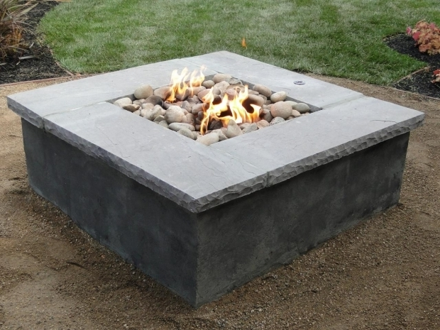 Beautiful Large Wood Burning Fire Pit Diy Concrete Propane Fire Pit Fire Pits Pinterest Diy