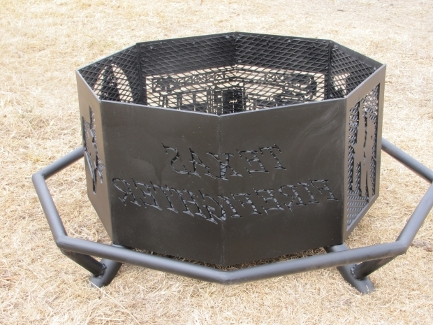 Beautiful Texas Fire Pits Metal Fire Pits Crafts Home
