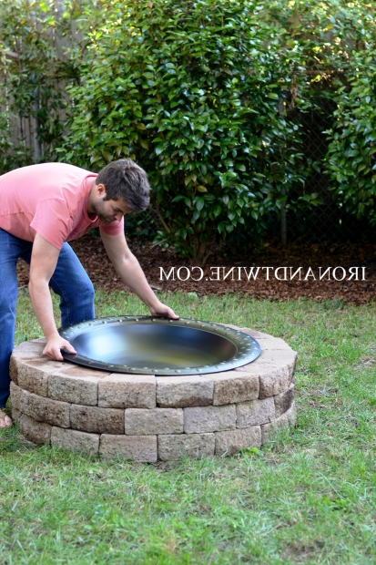 Gorgeous Handmade Fire Pit How To Build A Fire Pit