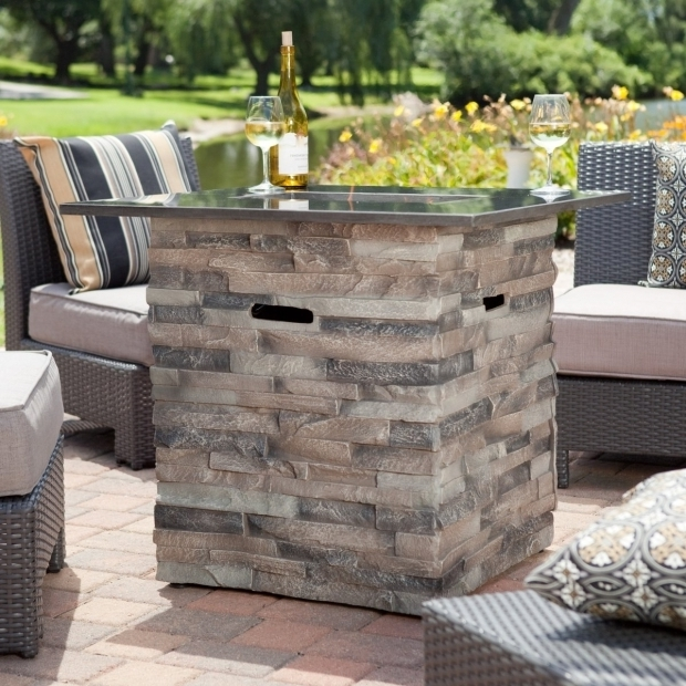 Gorgeous Tall Fire Pit Furniture Mind Blowing Outdoor Living Room Decoration With Tall