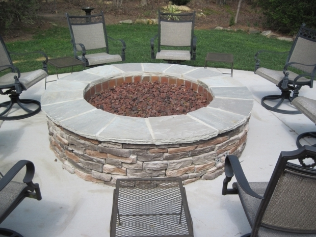 Image of Out Door Fire Pits Raleigh Outdoor Fire Pit Builder