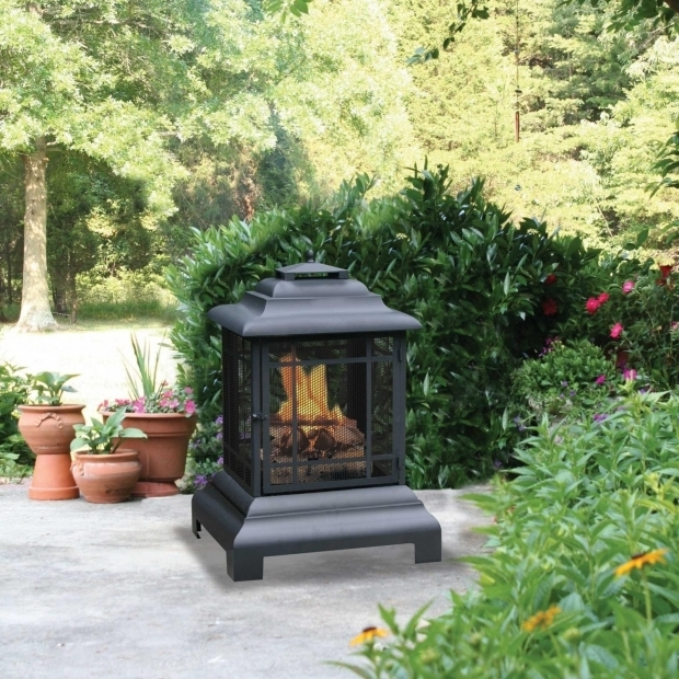 Incredible Pagoda Fire Pit Uniflame 28 Inch Black Belmont Style Pagoda Fire Pit Firehouse