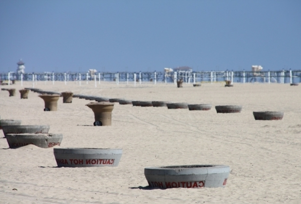 Inspiring Bolsa Chica Fire Pits Beaches In Huntington Beach Ca California Beaches