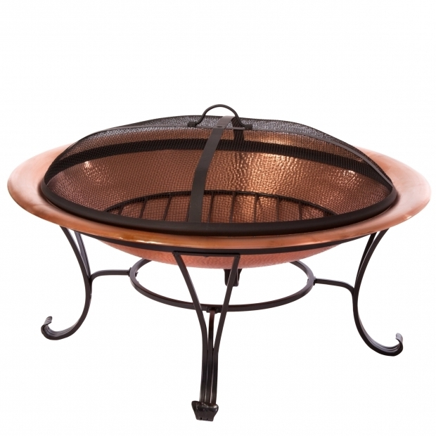 Inspiring Garden Treasures Gas Fire Pit Fire Pit Pitsowes Shop Garden Treasures In W Copper Clay Wood