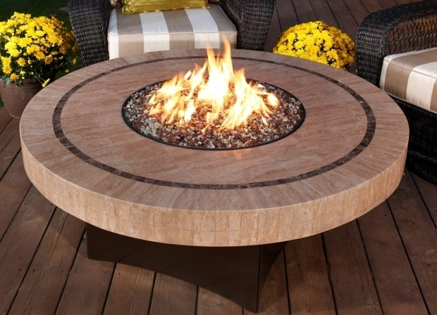 Inspiring Glass Rock Fire Pit Sahara Gas Fire Pit Table 90000 Btus Propane Or Natural Gas
