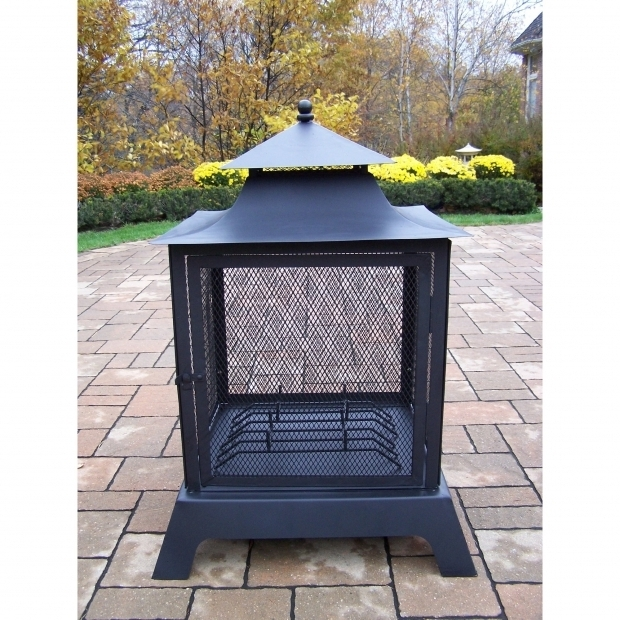 Inspiring Pagoda Fire Pit Oakland Living Fire Pits Steel Wood Burning Pagoda Reviews Wayfair