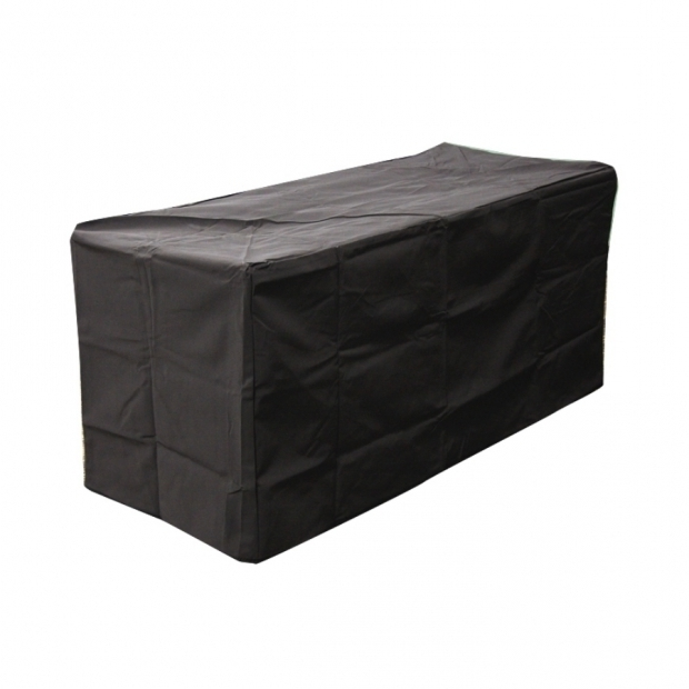 Inspiring Rectangular Fire Pit Cover Shop Outdoor Greatroom Company 4925 In Black Rectangle Firepit
