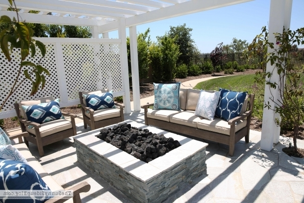 Marvelous Restoration Hardware Fire Pit Outdoor Pergola And Fire Pit The Sunny Side Up Blog