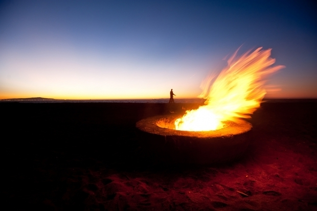 Marvelous What Beaches Have Fire Pits Dockweiler Beach Fire Pits Beaches Harbors