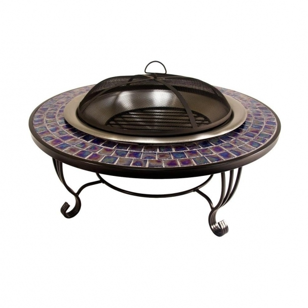 Outstanding Fire Pit Glass Home Depot Catalina Creations Glass Mosaic Fire Pit Ad389 The Home Depot