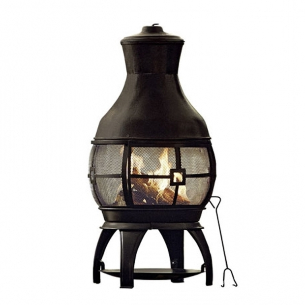 Picture of Chiminea Vs Fire Pit Shop Chimineas At Lowes