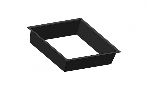 Picture of Fire Pit Insert Square Square Inserts The Firepit Source