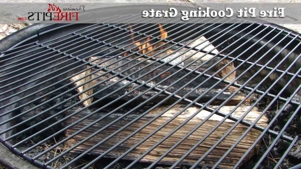Remarkable Fire Pit Grates Fire Pit Cooking Grate Premiere Fire Pits Youtube