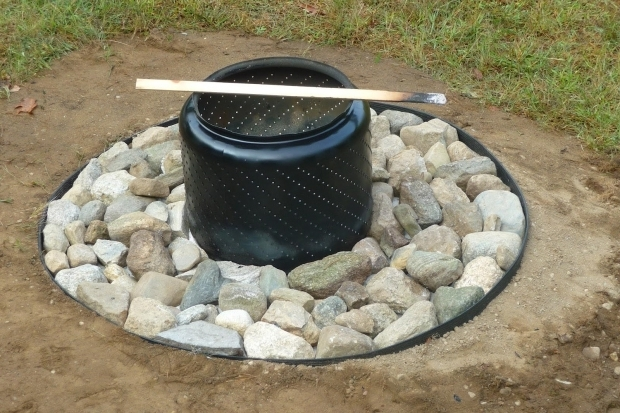 Remarkable Metal Barrel Fire Pit Metal Barrel Fire Pit Fire Pit Design Ideas