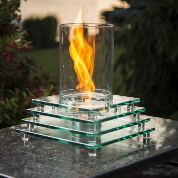 Gel Fuel Fire Pit