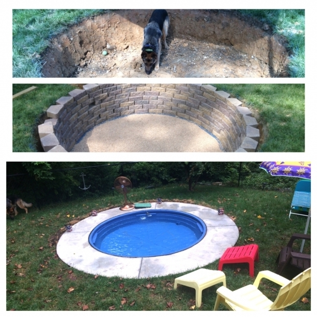 Inspiring Tractor Supply Fire Pit Mini Pool Build Using A Stock Tank From Tractor Supply Then Take